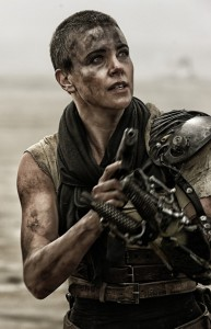 Charlize Theron as Imperator Furiosa (Picture via wikia)