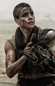Charlize Theron as Imperator Furiosa (Picture via wikia)