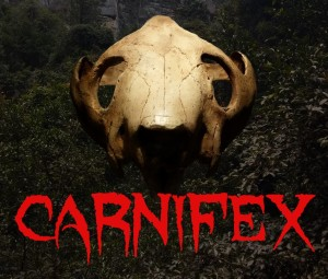 Carnifex, the upcoming novel by Matthew